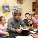2017 3 8 2 150x150 - Дети спешат на уроки к батюшке