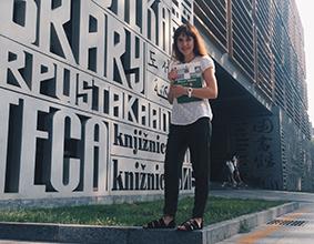 2017 6 6 студентка - Оренбурженка изучает филологию в Китае