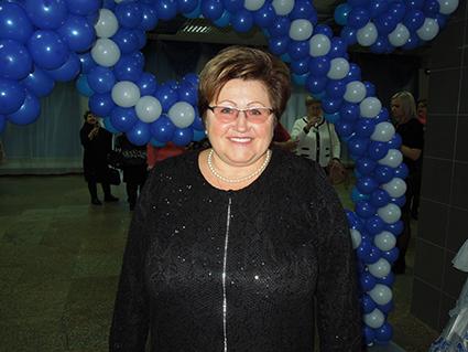 2017 9 4 Аравицкая - Женщина Оренбуржья - Ольга Аравицкая