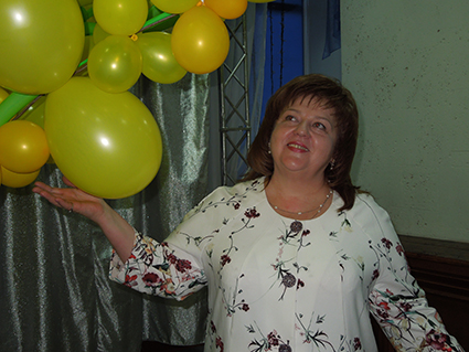 2017 9 7 Дорохова - «Женщина Оренбуржья» - Ольга Дорохова