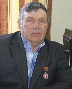 2017 14 7 староста села - Староста села удостоен ордена