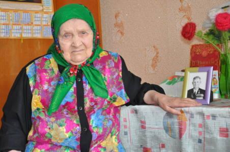 4 бабка - Валентина Григорьевна Медведева: «Окончание войны отметили ударным трудом!»