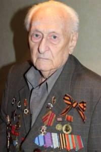 4 дед - Георгий Давидович Кривин: «Мы взрослели в боях и сражениях»
