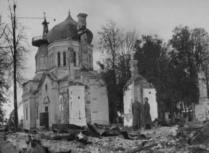 смоленск - Выжить было нелегко…