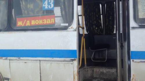 3 автобус - Безопасен ли общественный транспорт?
