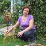 7 тетка 150x150 - Цветочная радуга Марины Маринич