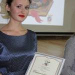 Яна Гусарова - победитель конкурса граффити и  стрит-арта «Изображая современный мир Рычкова»