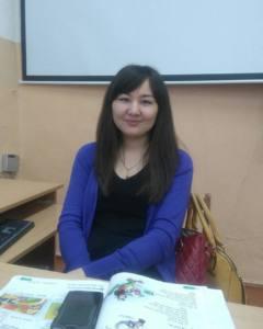 23 Нуржанова А.М. - Мой любимый учитель