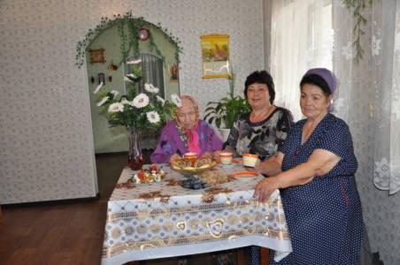 4 глав - Семья для бабушек