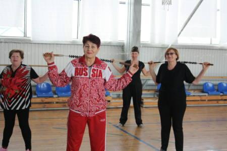7 подв 1 - Пенсионеров объединил спорт
