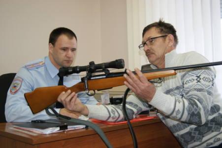 17 подв - Оренбуржцы разоружаются неохотно