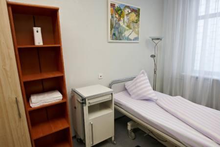 5 глав 3 - Доктор в больнице не прижился