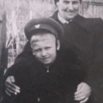 МежебовскийВ.Р. и его мама Салина Вера Владимировна 150x150 - «Военная закалка и безграничная доброта»
