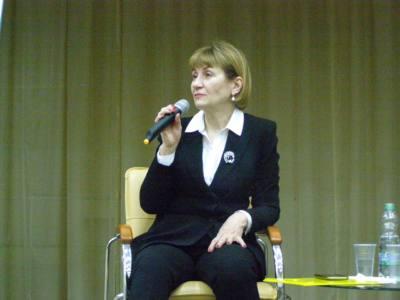 8 глав 2 - Министр поговорила по душам со студентами