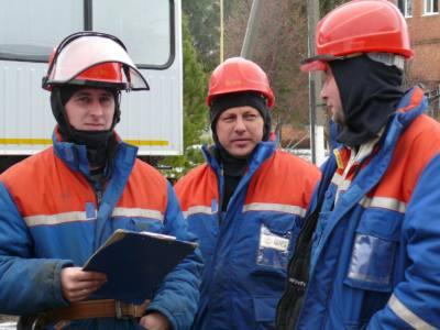 Дмитрий Прошкин слева - Две линии энергетики