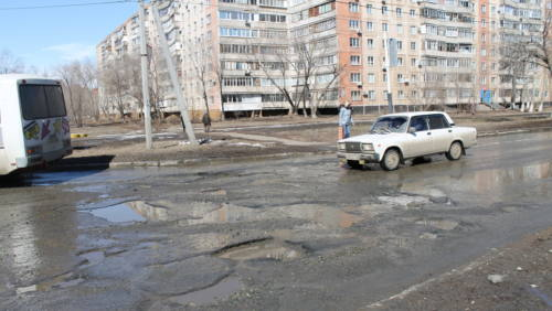 дороги - Какие дороги нуждаются в ремонте?
