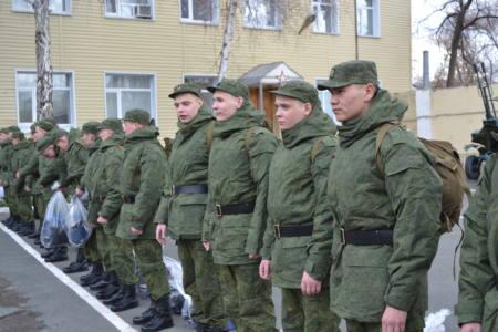 3 глав - Новобранцы уже в войсках