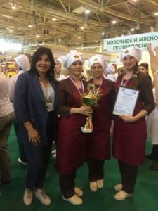 7 хлеб - Оренбургский хлеб пришелся москвичам по вкусу