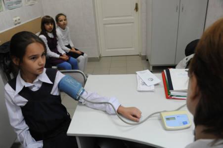 8 подв 1 - Школьники нуждаются в лечении