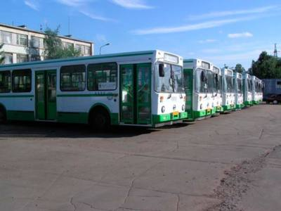 автобус - Почему нет автобуса?