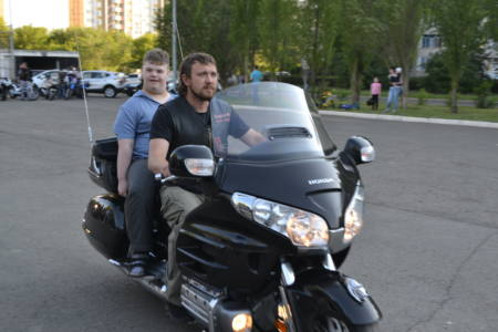 6 подв - За улыбкой - на мотоцикл