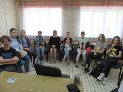 7 подв 1 - Девочки взрослеют под руководством наставников