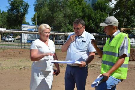 округ №14 - Исполнение наказов избирателей - под контролем Горсовета