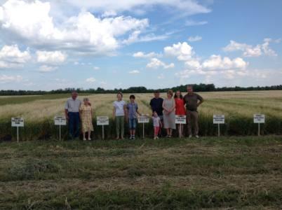 6 п1 - Всей семьей на ячменном поле
