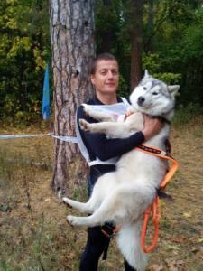 17 глав 2 - На одной дистанции с собакой