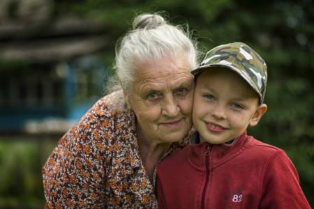 17 бабушка - Родные люди вдохновляют на творчество