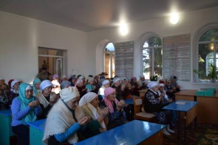 3 глав 2 - Сельчане изучают ислам