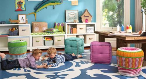 detskaya komnata dlya dvoih detej varianty planirovki i foto 1 - Нужна ли на предприятии детская комната?
