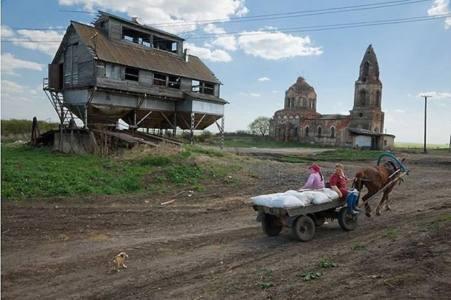 деревня гл - Кто спасет российскую деревню?