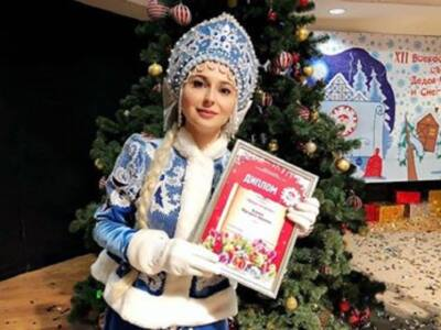 7 подв - Оренбуржье прославила Снегурочка