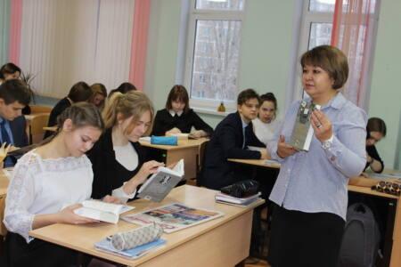 IMG 4586 - Иван Уханов приходит к школьникам