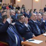 5 глав 150x150 - Мэр избран, бюджет принят