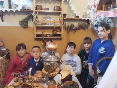 7 подв 1 - Радостью поделились дети