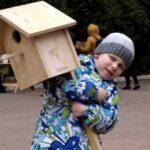 1 скворечник 150x150 - Школьники и студенты ждут возвращения птиц