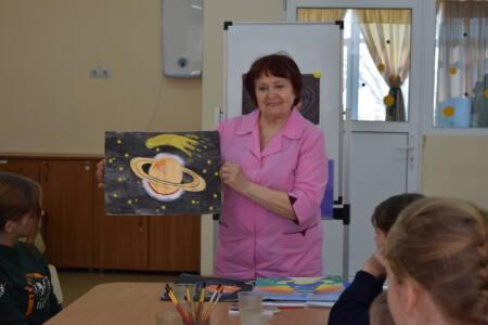 23 михалова - Космические занятия социального педагога