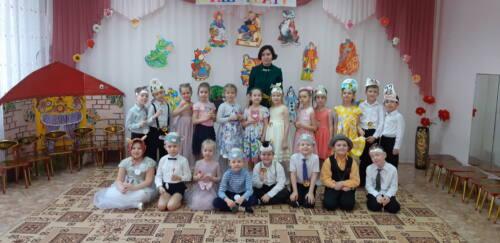 4 театр - В детском саду - Неделя театра