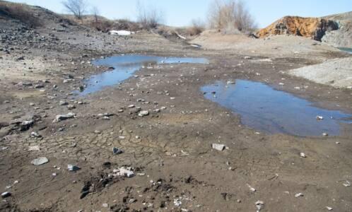 2 глав - Куда исчезло озеро?