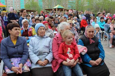 IMG 5711 - День Победыдля ветеранов и детей