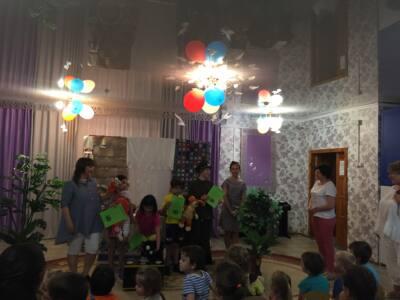 6 глав - В гости к детям - с театром