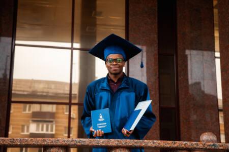 17 1 - Из Оренбурга в Африку - с двумя дипломами