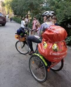7 подв 2 - Через всю страну на велосипеде