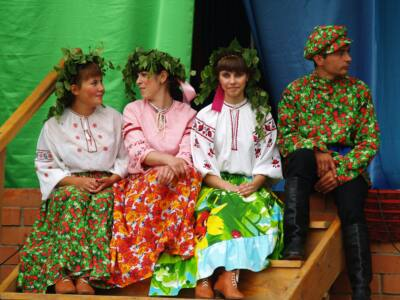 Троица - Все село - театр