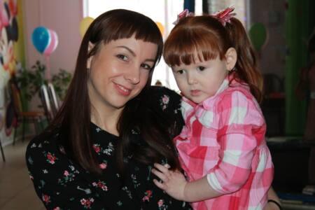 Cdx6yrUZmsY - Счастье мамы особенной дочки