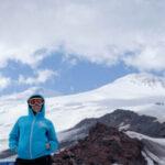2. Любовь Былинко на фоне Эльбруса 1 150x150 - Горы - это зависимость…