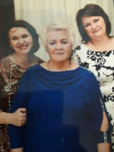 кузьмина - «Наша мама была настоящим борцом и лидером»