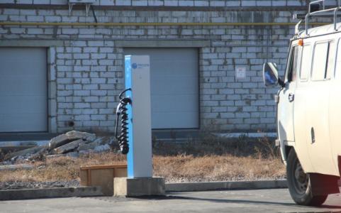 kuvpgz - Станция зарядки оказалась бесполезной